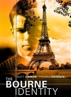 The Bourne Identity UHD Digital Copy Code (UV/iTunes/GooglePlay/Amazon)
