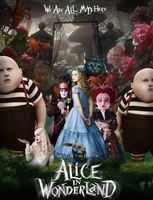 Alice in Wonderland (2010) SD Digital Copy Code (VUDU/iTunes/GooglePlay/Amazon)
