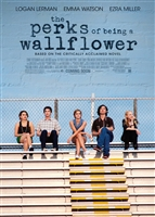 The Perks of Being a Wallflower HD Digital Copy Code (VUDU & iTunes)