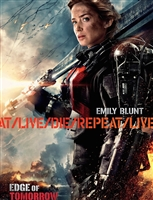 Edge of Tomorrow HD Digital Copy Code (VUDU/iTunes/GooglePlay/Amazon)