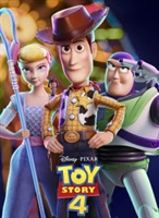 Toy Story 4 UHD Digital Copy Code (UV/iTunes/GooglePlay/Amazon)(Pre-Order)