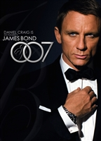 The Daniel Craig Collection -  James Bond 007 - Casino Royale / Quantum of Solace / Skyfall HD Digital Copy Code (UV)