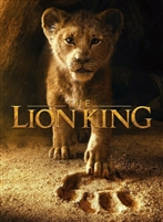 The Lion King (2019) UHD Digital Copy Code (UV/iTunes/GooglePlay/Amazon)(Pre-Order)