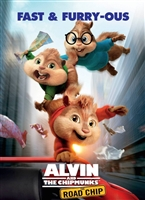 Alvin and the Chipmunks: The Road Chip HD Digital Copy Code (VUDU/iTunes/GooglePlay/Amazon)
