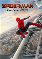 Spider-Man: Far From Home UHD Digital Copy Code (UV/iTunes/GooglePlay/Amazon)
