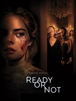 Ready or Not HD Digital Copy Code (VUDU/iTunes/GooglePlay/Amazon)