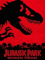 Jurassic Park Trilogy: Jurassic Park / Jurassic Park: The Lost World / Jurassic Park III UHD Digital Copy Code (UV/iTunes/GooglePlay/Amazon)