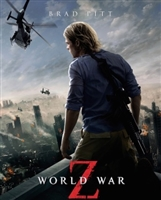 World War Z HD Digital Copy Code (VUDU & iTunes)