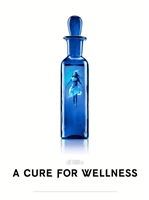 A Cure For Wellness HD Digital Copy Code (VUDU/iTunes/GooglePlay/Amazon)
