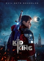 The Kid Who Would Be King UHD Digital Copy Code (VUDU/iTunes/GooglePlay/Amazon)