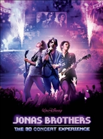 Jonas Brothers: The Concert Experience SD Digital Copy Code (VUDU/iTunes/GooglePlay/Amazon)