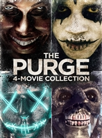 The Purge Collection HD Digital Copy Code (VUDU/iTunes/GooglePlay/Amazon)