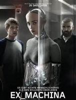 Ex Machina (2015) UHD Digital Copy Code (VUDU)
