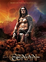 Conan the Barbarian (2011) UHD Digital Copy Code (VUDU)