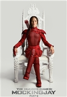 The Hunger Games: Mockingjay - Part 2 HD Digital Copy Code (VUDU & iTunes)