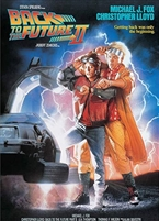 Back to the Future II HD Digital Copy Code (Must Redeem in iTunes)(VUDU/iTunes/GooglePlay/Amazon)