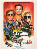 Once Upon a Time in Hollywood HD Digital Copy Code (VUDU/iTunes/GooglePlay/Amazon)