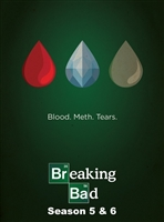 Breaking Bad: Season 5 & 6 HD Digital Copy Code (VUDU)
