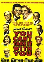 You Can't Take it With You HD Digital Copy Code (Cant)(VUDU/iTunes/GooglePlay/Amazon)