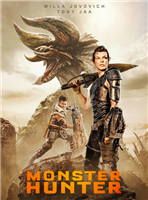 Monster Hunter UHD Digital Copy Code (VUDU/iTunes/GooglePlay/Amazon)