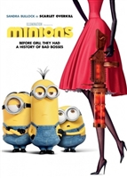 Minions UHD Digital Copy Code (VUDU/iTunes/GooglePlay/Amazon)