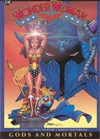 Wonder Woman: Gods and Mortals Graphic Novel HD Digital Comic Code (UV)