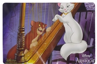 The Aristocats Disney Movie Club Lithograph