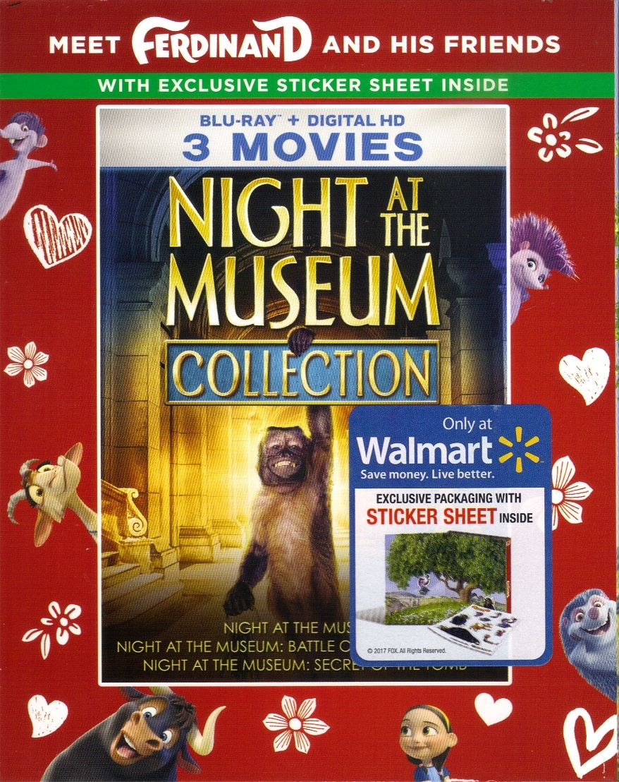 Night and the Museum Collection: Ferdinand Edition (Slip Exclusive)