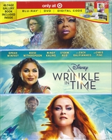A Wrinkle in Time DigiPack (BD/DVD + Digital Copy)(Exclusive)