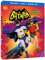 Batman: Return of the Caped Crusaders (Slip)
