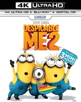 Despicable Me 2 4K (BD + Digital Copy)