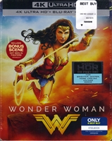 Wonder Woman 4K SteelBook (2017)(BD + Digital Copy)(Exclusive)