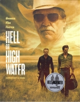Hell or High Water Full Slip A SteelBook (Korea)