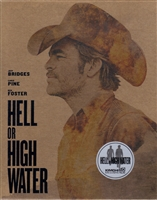 Hell or High Water Full Slip B SteelBook (Korea)