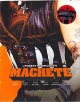 Machete Full Slip A SteelBook (Korea)