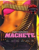 Machete Full Slip B SteelBook (Korea)