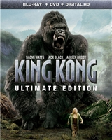 King Kong: Ultimate Edition (Lenticular Slip)