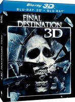 The Final Destination 3D (Lenticular Slip)