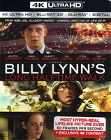 Billy Lynn's Long Halftime Walk 3D & 4K (Slip)