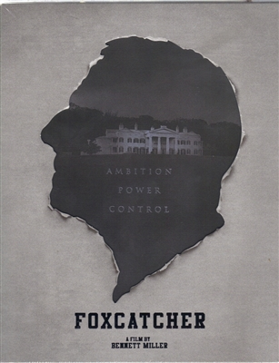 Foxcatcher Full Slip B SteelBook (Korea)