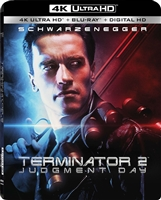 Terminator 2: Judgement Day 4K (BD + Digital Copy)
