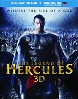 The Legend of Hercules 3D (BD + Digital Copy)