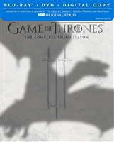 Game of Thrones: Season 3 DigiPack (BD/DVD + Digital Copy)