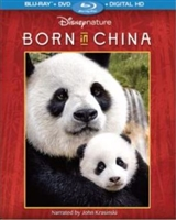 DisneyNature Born in China (BD/DVD + Digital Copy)