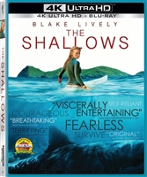 The Shallows 4K (BD + Digital Copy)