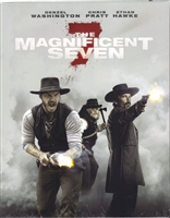 The Magnificent Seven Full Slip SteelBook (2016)(Czech)