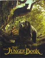The Jungle Book 3D Full Slip A SteelBook (2016)(Czech)