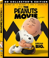 The Peanuts Movie 3D (Slip)