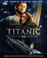 Titanic 3D (1997)(BD/DVD + Digital Copy)