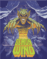 Demon Wind w/ Lenticular Slip Cover (BD/DVD)(Exclusive)